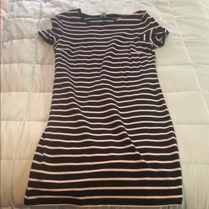 Old navy stripy jersey dress